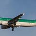 Aer Lingus Airbus landing at Heathrow by Alaskan Dude