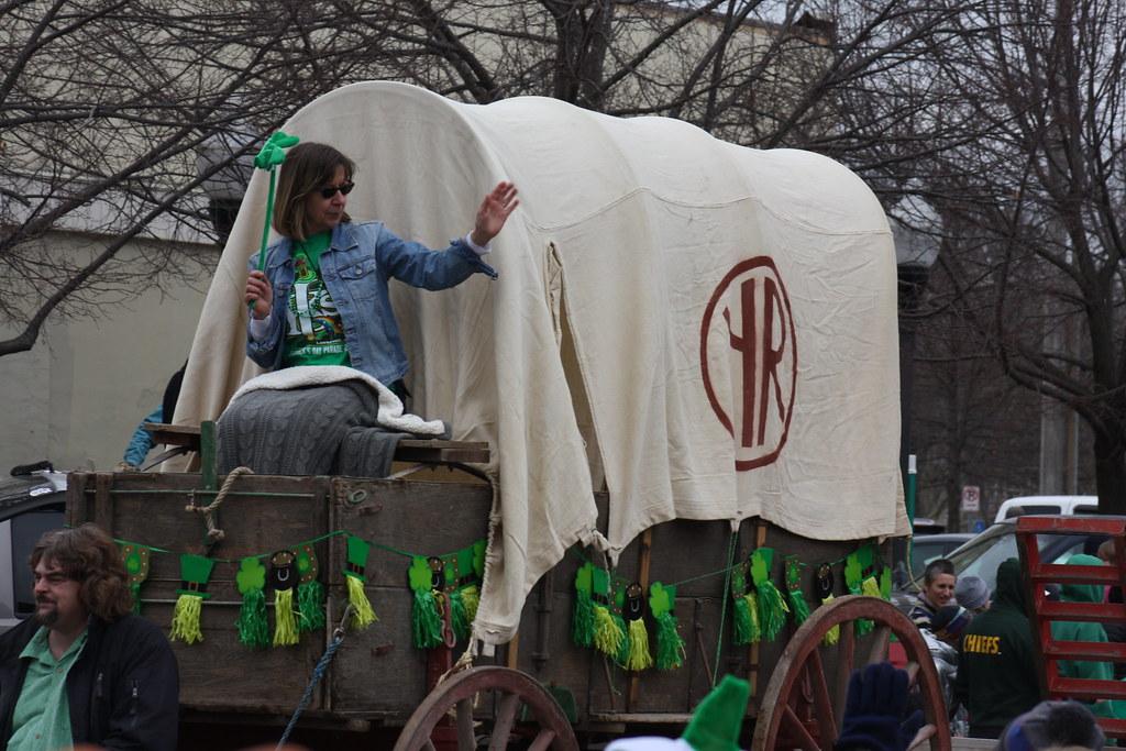 St. Patrick's Day Parade 11