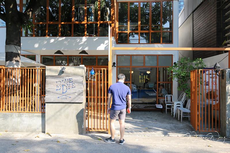 Blue Dye Cafe