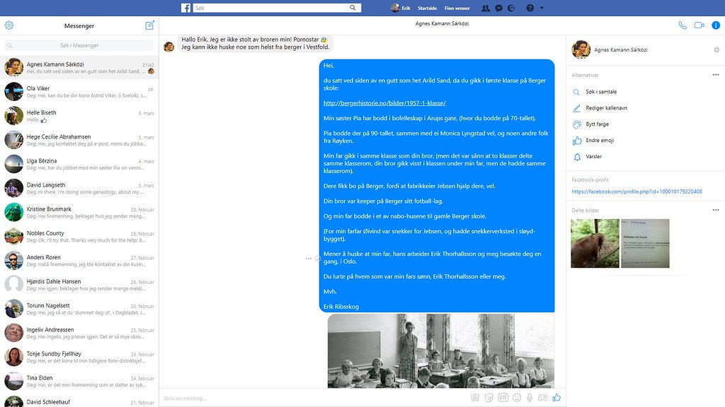 agnes kamann sarkozi facebook