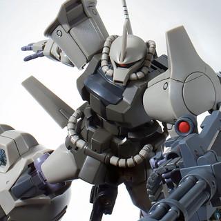 大型化肩部、雙腳再現!HGUC 1/144《機動戰士鋼彈 第08MS小隊》MS-07H8 古夫飛行型(グフ・フライトタイプ)