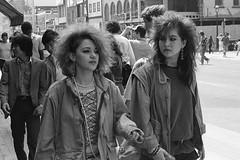 Yonge Street, Toronto, 1985
