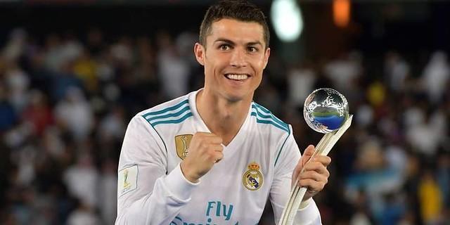 Cristiano Ronaldo Sudah Bertanya-tanya Soal KeTiongkok, Mau Pindah?