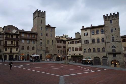 Arezzo, Tuscany, Italy