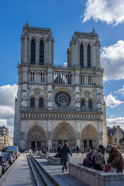 Paris 38 Notre Dame de Paris