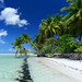 3. Postal paradisíaca en una de las playas más bonitas de Maldivas