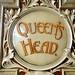 Queen's Head pub by zawtowers