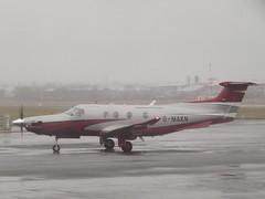 G-MAKN Pilatus PC-12/47E Ravenair Aircraft Ltd