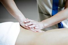 Wohltuende Massage im Kurhaus Bad Gleichenberg