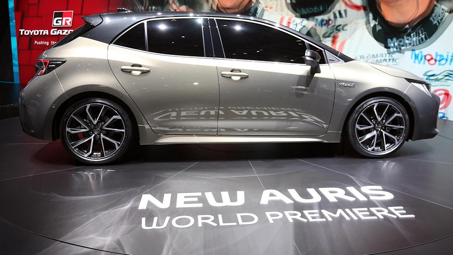 Toyota Auris premiera 7