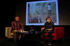 スペイン・コミック講演『パコ・ロカ氏を迎えて』/ Charla con Paco Roca