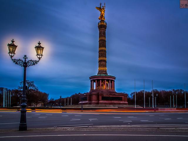 Victory Column, Siegessäule, Berlin (1 of 1) (1 of 1)