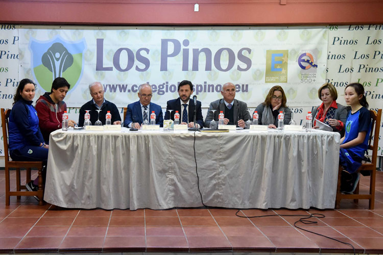 INAUGURACION JORNADAS CULTURALES COLEGIO LOS PINOS1