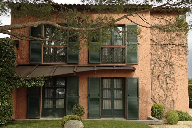 Maison aux belles couleurs, RICOH PENTAX K-3, smc PENTAX-DA* 16-50mm F2.8 ED AL [IF] SDM