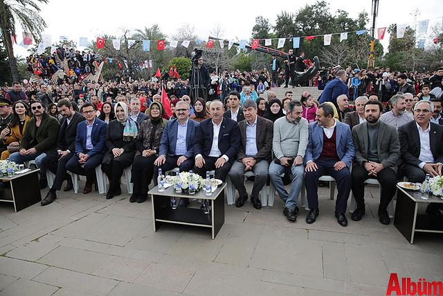 Antalya Büyükşehir Belediyesi fetih, yürüyüş, kutlama-5