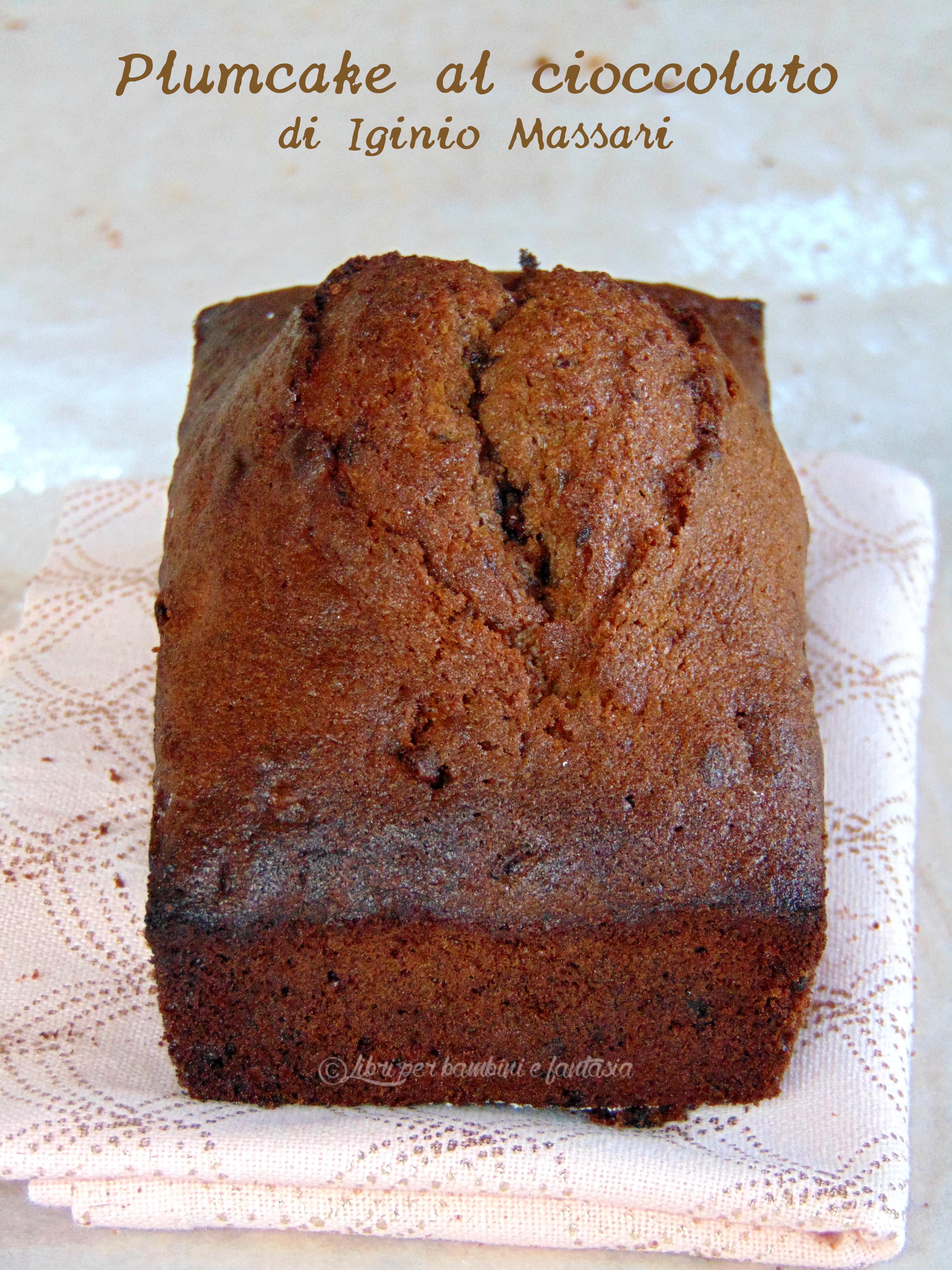plum cake al cioccolato Massari 5