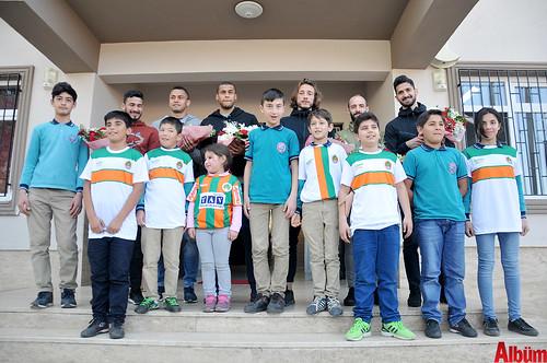 'Alanyaspor'um Okulumda Projesi'nde 12'nci buluşma-3