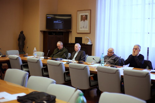 Ad limina visit of Latin Bishops of the Arab Regions