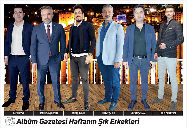 Fatih Uyar, Kerim Gökçeoğlu,Miraç Aydın,Murat Çakır, Necati Şatana, Umut Can Keser