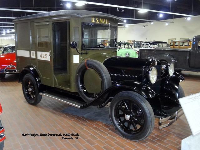 1929 Hudson-Essex Dover U.S. Mail Truck