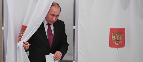 Putin elezioni 2018
