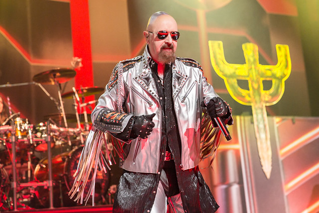 Judas Priest @ The Anthem, Washington DC, 18/03/2018