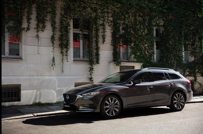 圖一 All-New Mazda6首次為Wagon車型導入汽油動力,提供國內市場更多元化的選擇