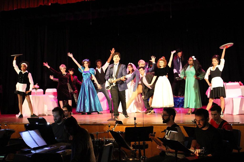 HS Musical 2018 - The Wedding Singer