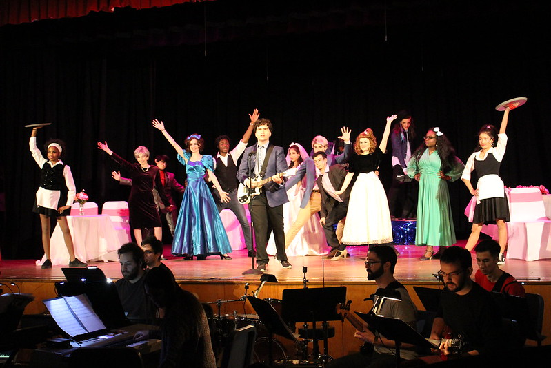 HS Musical 2018 - The Wedding Singer