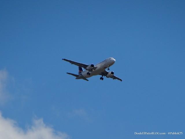 Nuevo A320 LATAM Argentina LV-HQI procedente de Lima
