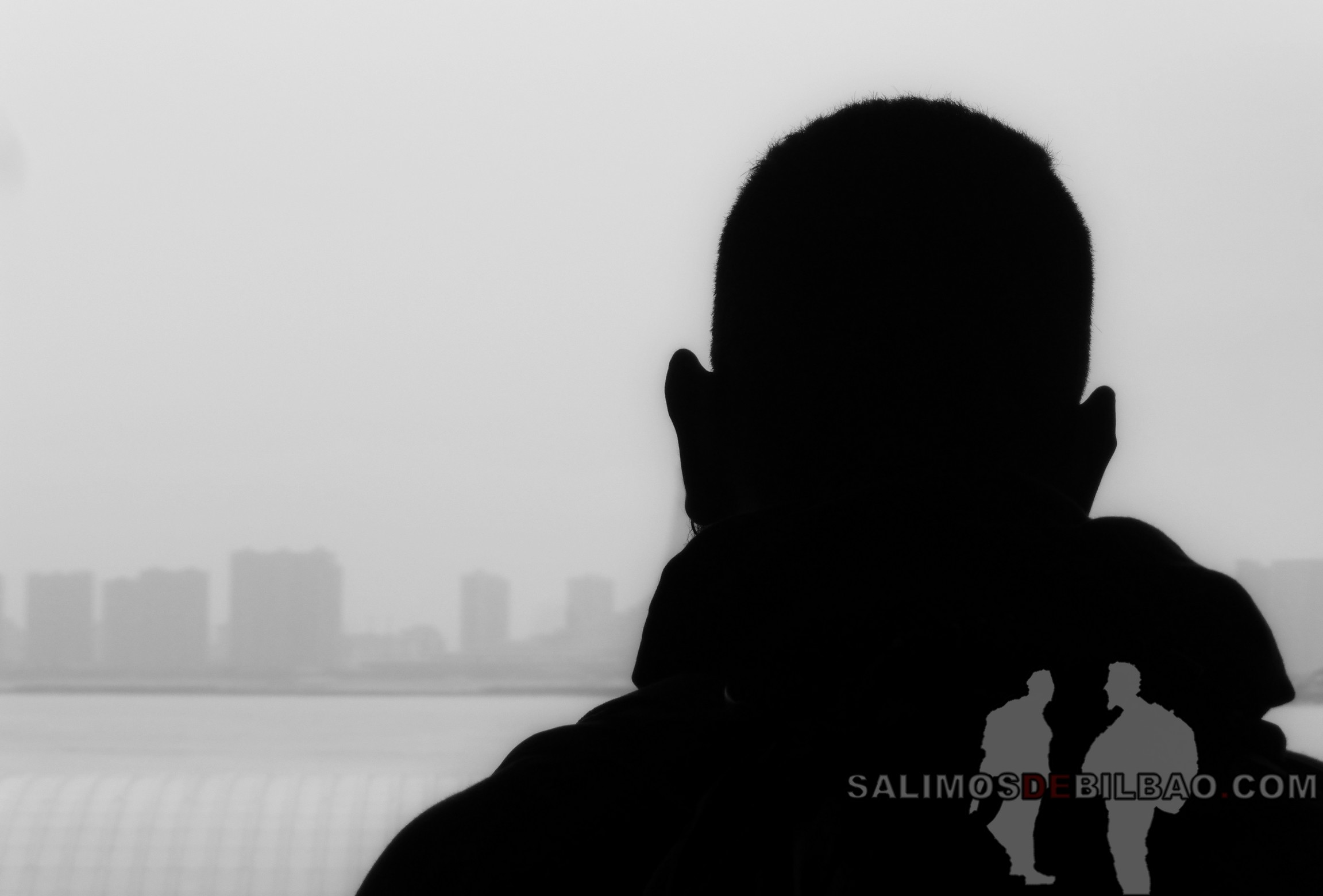 0007. Katz, Vistas de Xiamen desde el ferry a Gulangyu, Xiamen