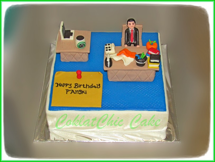 cake working Boss P.ANGKI 24 cm