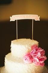 Wedding Cakes : wedding cake with a fun, casual feel Photography by emilylblake.com
