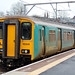Arriva Trains Wales 150241
