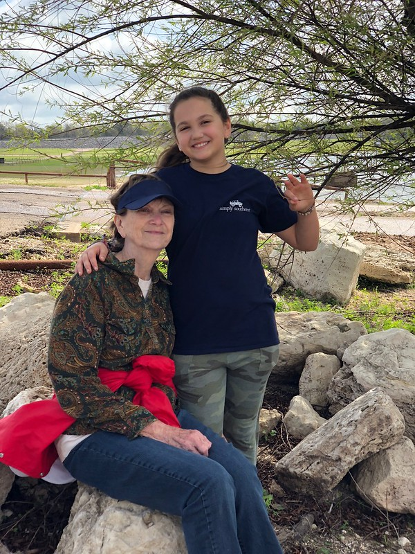 Camping Lake Somerville Spring Break 2018