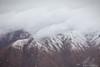 Un'altra nevicata rende ancora più magico il paesaggio dal Nasego