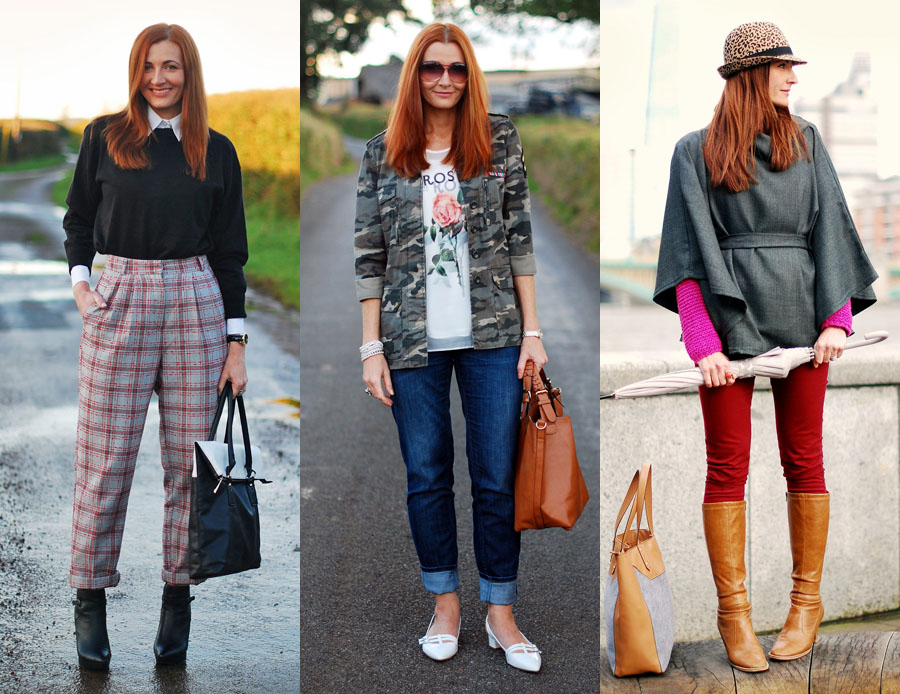 5 Really Old Favourite Outfits of Mine | Not Dressed As Lamb, over 40 style