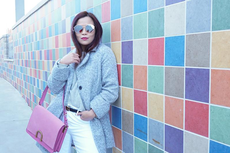 pink-fossil-bag-gray-coat-gucci-belt-3