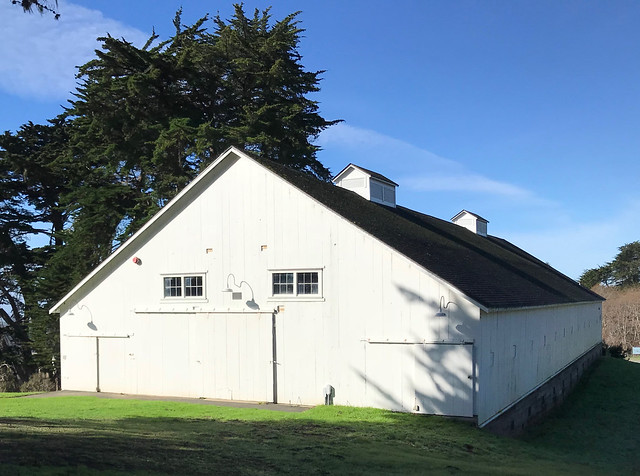 Knipp and Stengel Ranch Barn