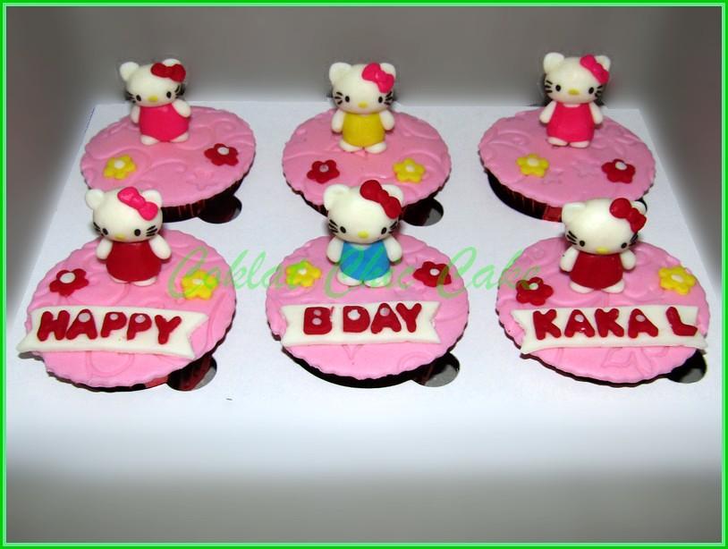 Cupcake Set My Little Pony