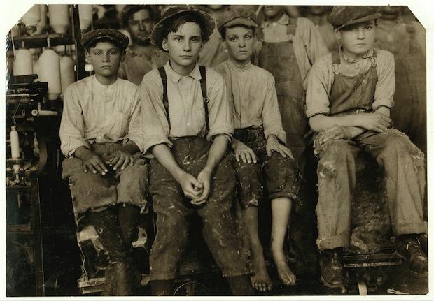 Детский труд в США #14