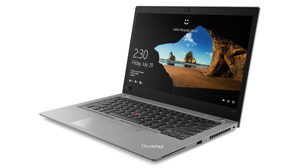 Lenovo ThinkPad T480s Silver