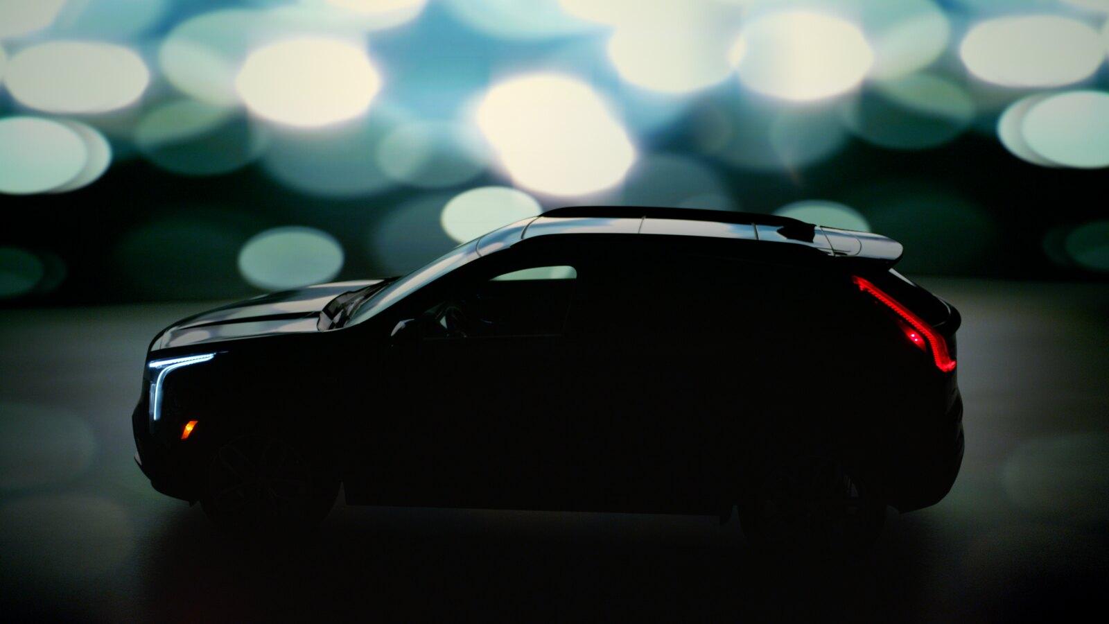 Cadillac teases first-ever XT4