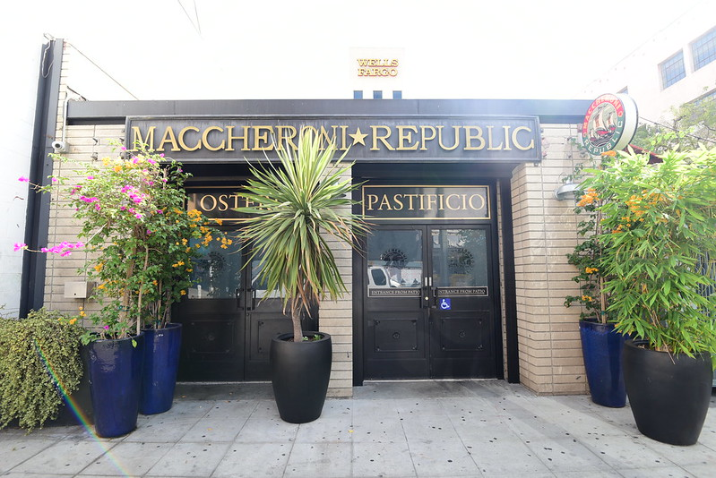 Maccheroni Republic- Los Angeles, CA: