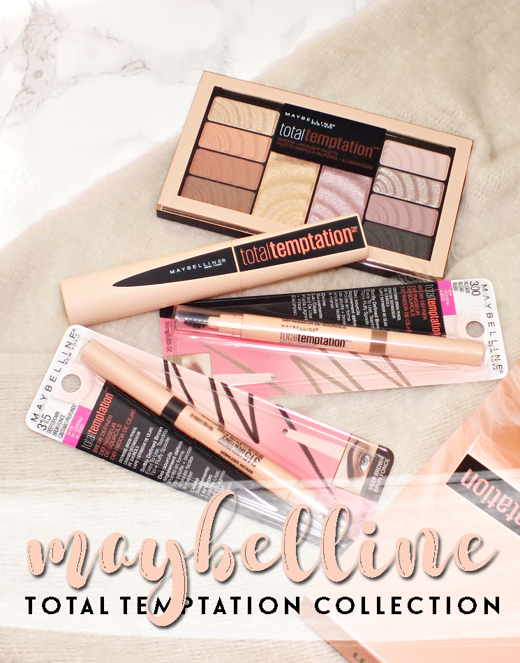 maybelline total temptation collection