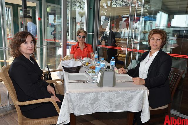 Hatice Bekar, Fatoş Hacıkadiroğlu, Gülmahi Azakoğlu