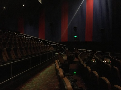 Regal Cinemas Hollywood 20 & RPX Greenville - Theater 2