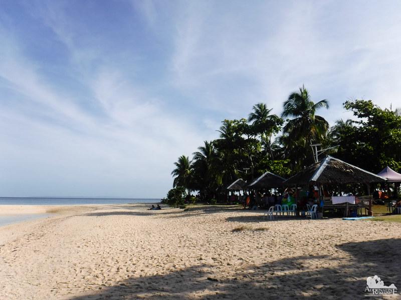 White Beacy at Digyo Island