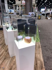 Trade Show Lighted Pedestal Display