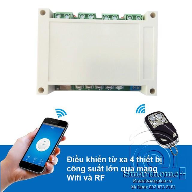 cong-tac-wifi-va-rf-dieu-khien-4-thiet-bi-cong-suat-lon-30a-sonoff-4ch-30a
